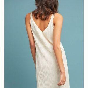 Anthropologie Dresses - Anthropologie Prespa Pleated Dress